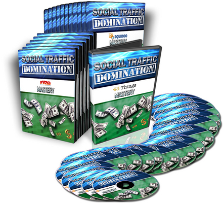 Product picture Social Marketing Domination Course