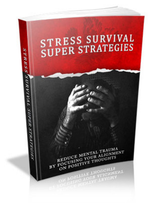Product picture Stress Survival Super Strategies