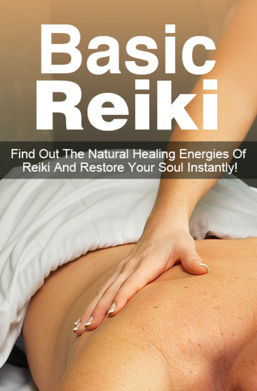 Product picture Basic Reiki