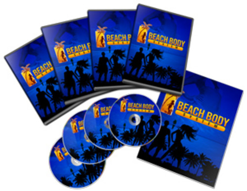 Product picture Beach Body System (MP3 & Ebooks)