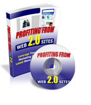 Product picture Profiting From Web 2.0 - MP3 & PDF