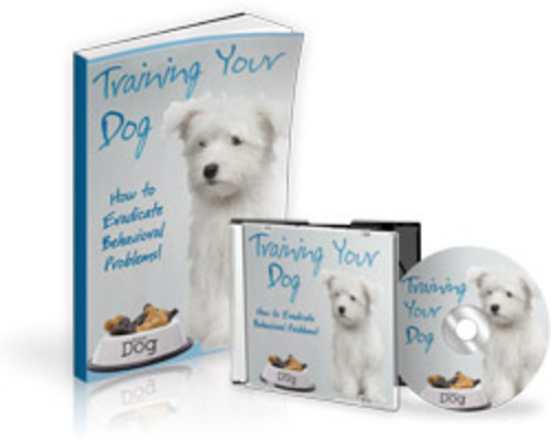 Product picture Training Your Dog - MP3 & PDF